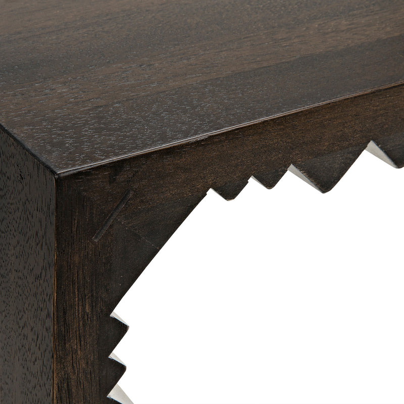 Noir Nelson Console Table