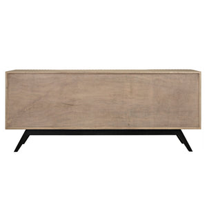 Noir Illusion Sideboard