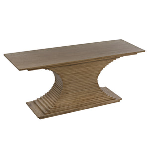 Noir Cambio Console Table