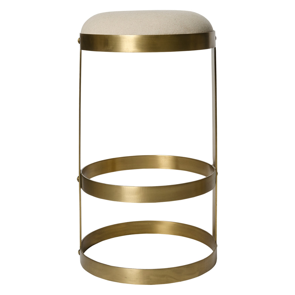 Noir Dior Bar Stool