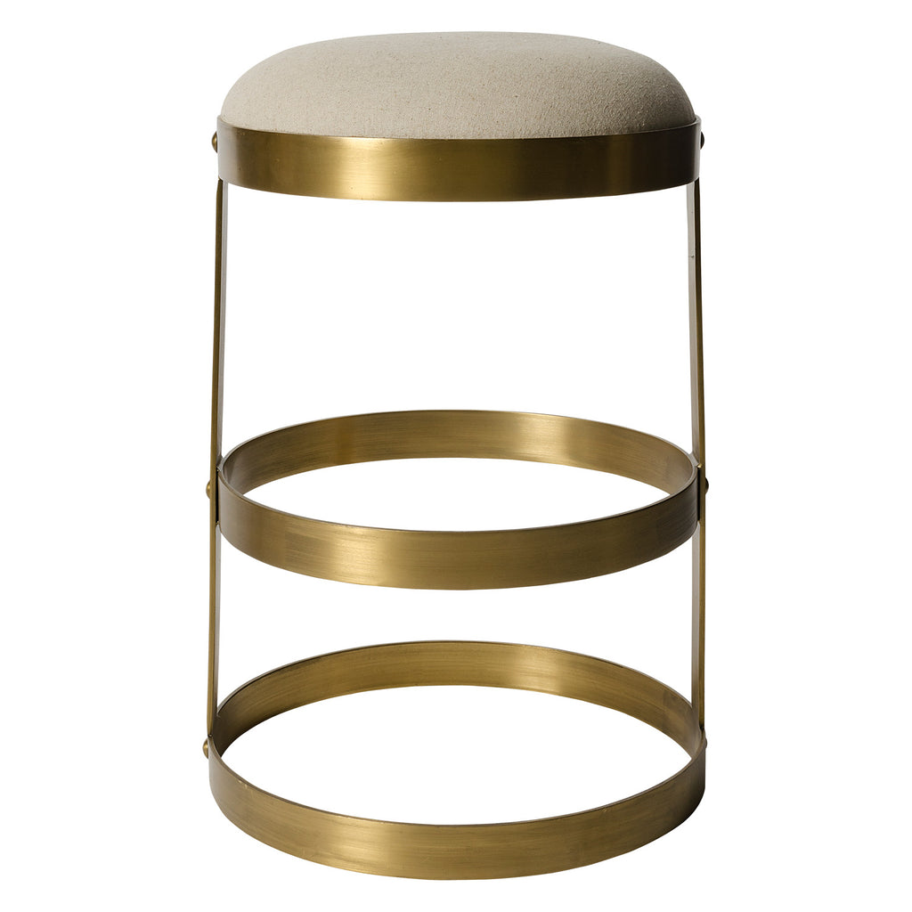 Noir Dior Counter Stool