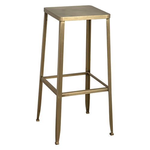 Noir Mauro Bar Stool