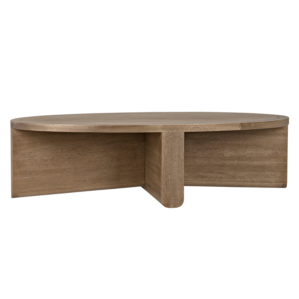 Noir Bast Coffee Table