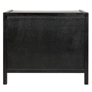 Noir Hampton Side Table