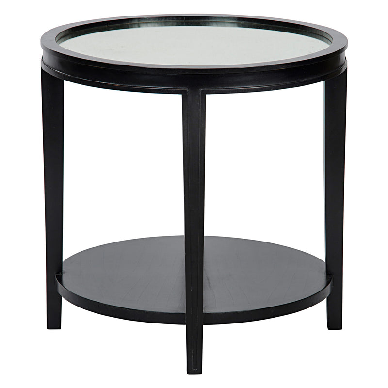 Noir Imperial Side Table