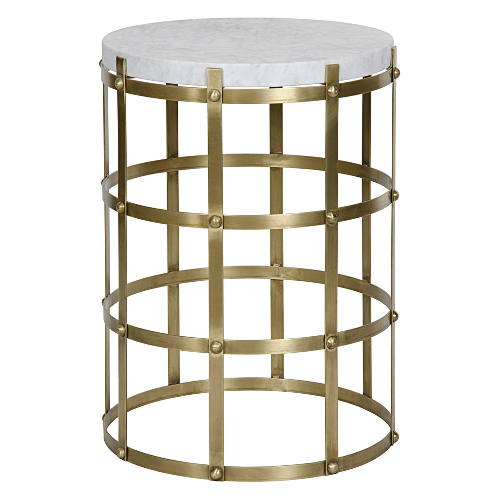 Noir St. Petersburg Side Table