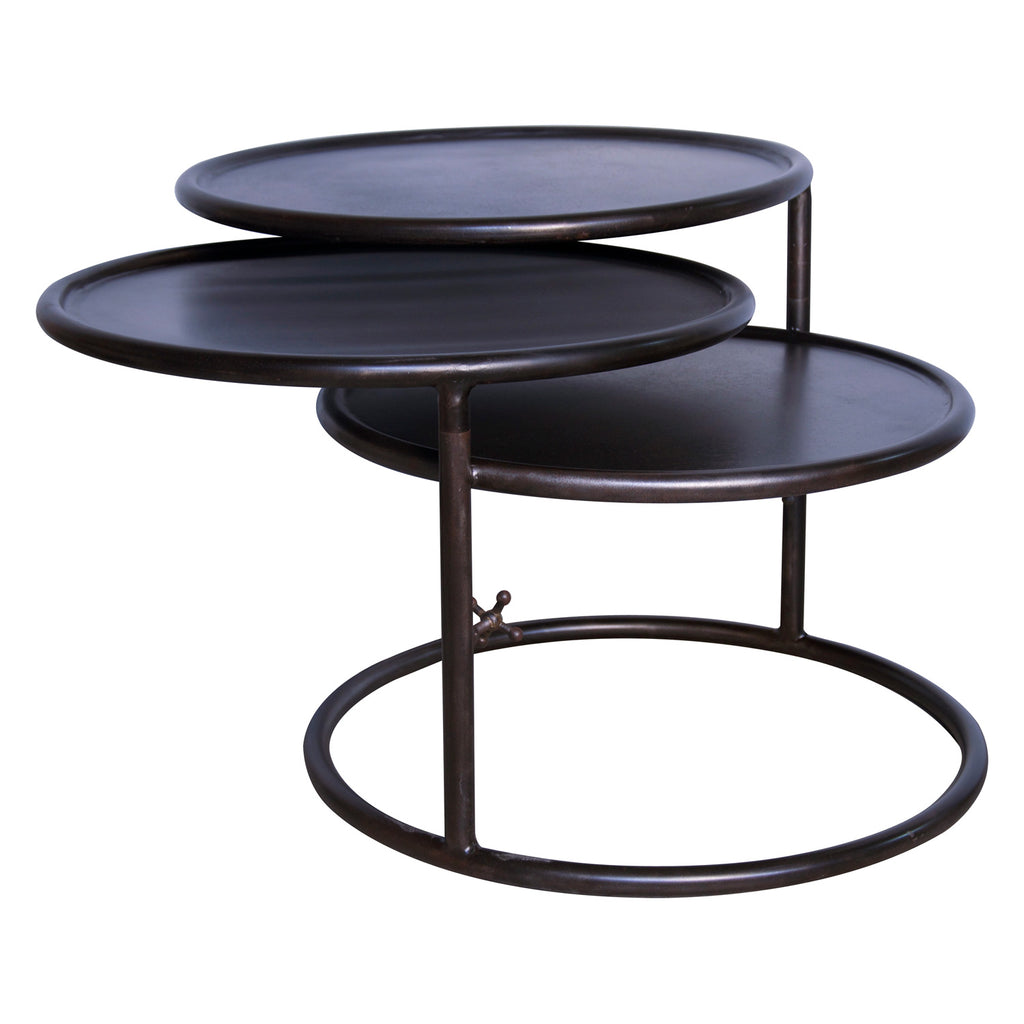 Noir Baxter Side Table