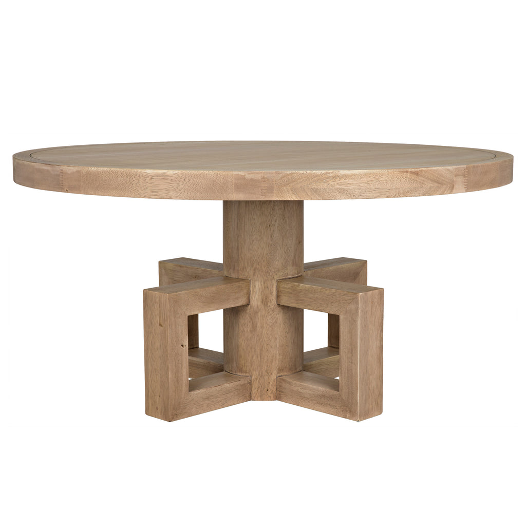 Noir Lima Dining Table