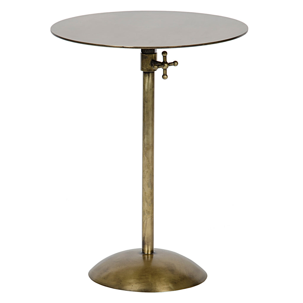 Noir Felix Side Table