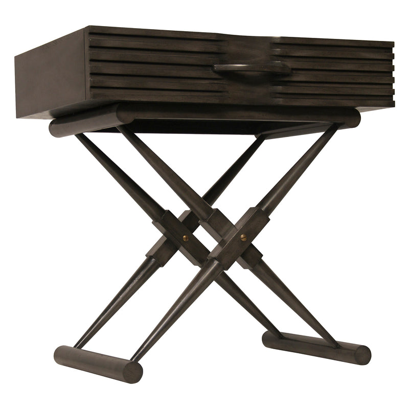 Noir Zanta Side Table