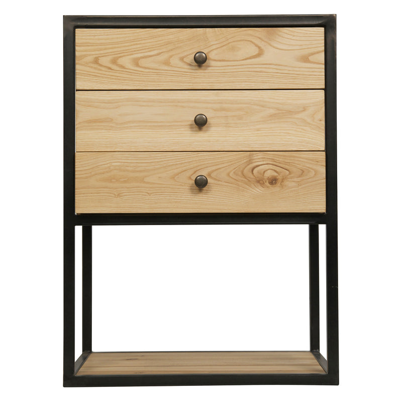 Noir Pearce Side Table
