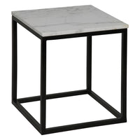 Noir Manning Side Table