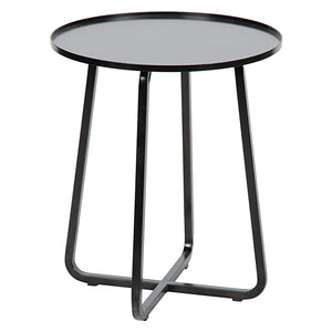 Noir Kimana Side Table