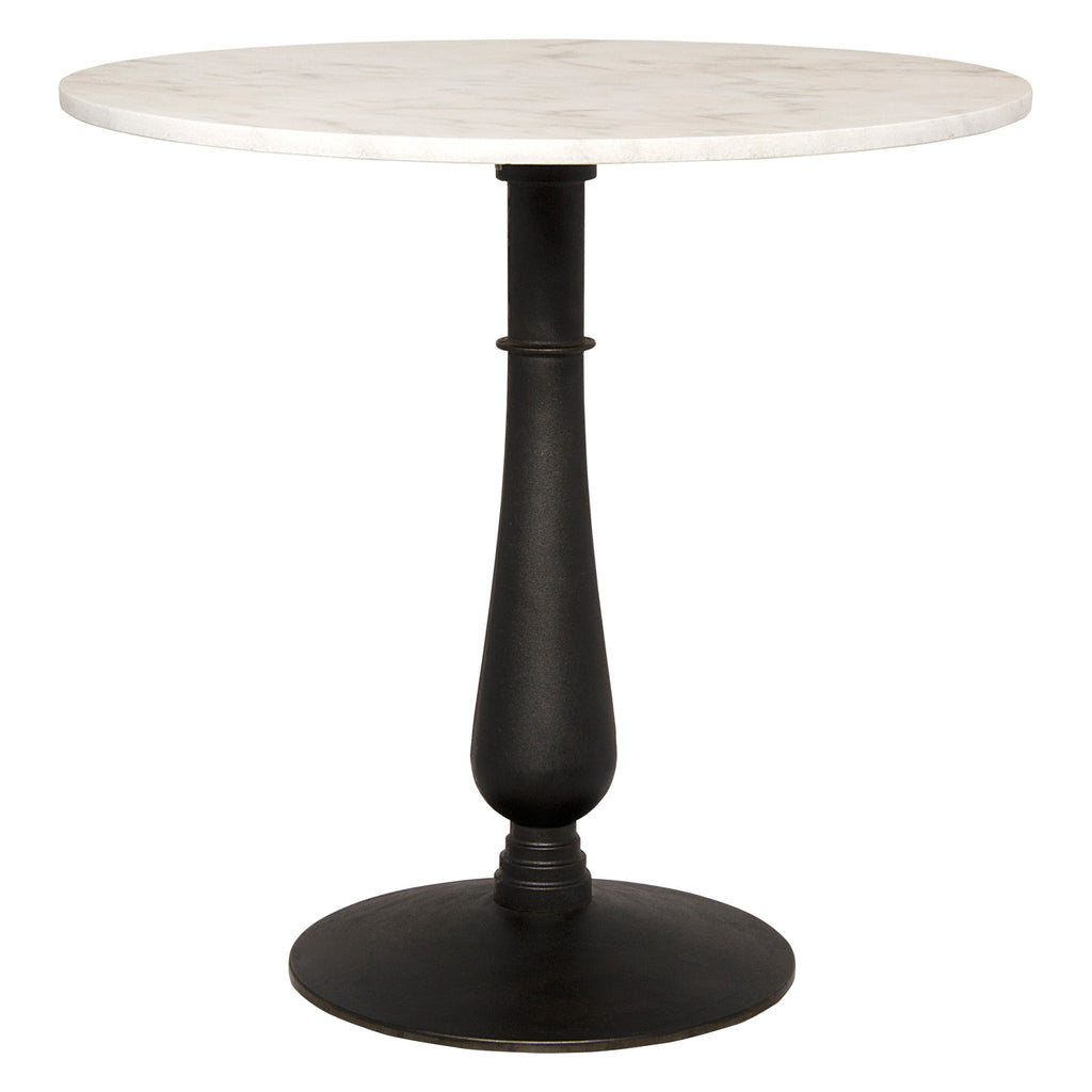 Noir Cobus Side Table