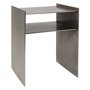 Noir Cyrus Side Table
