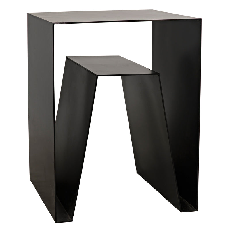 Noir Quintin Side Table
