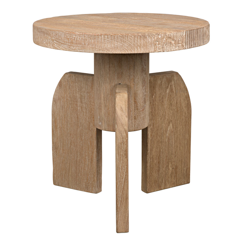 Noir Shizue Side Table