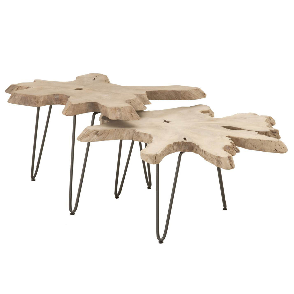 Drift Nesting Coffee Table Set of 2