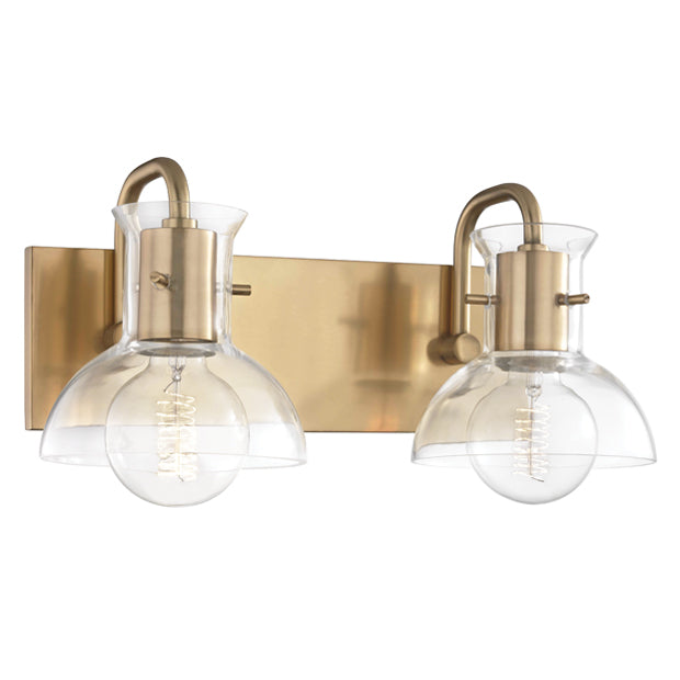 Mitzi Riley Double Wall Sconce