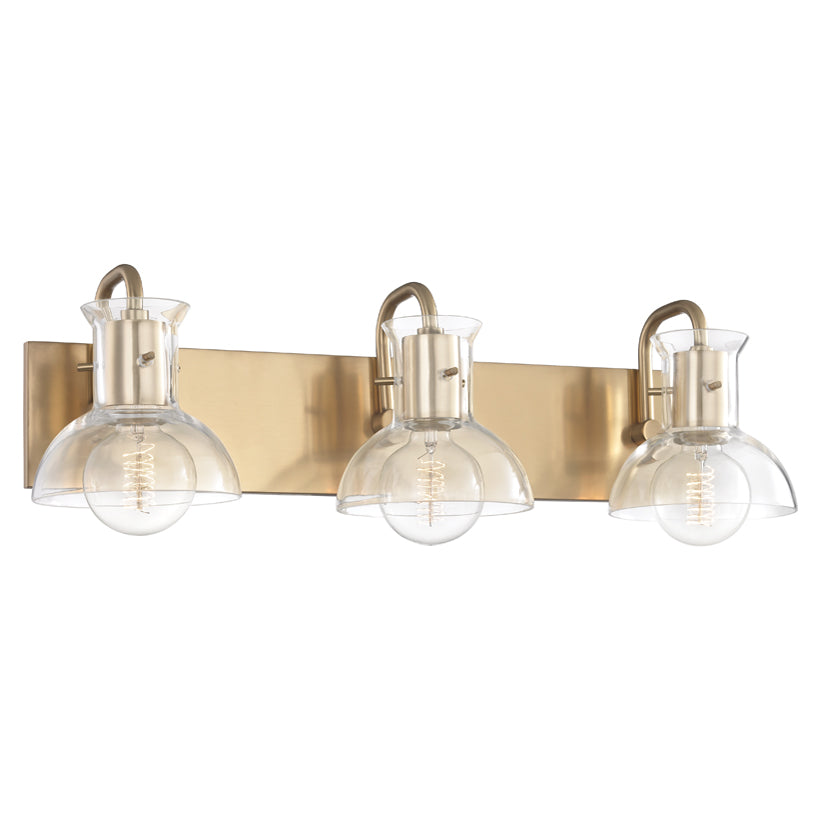 Mitzi Riley Bath Vanity Light