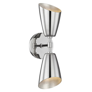 Mitzi Kai Double Wall Sconce