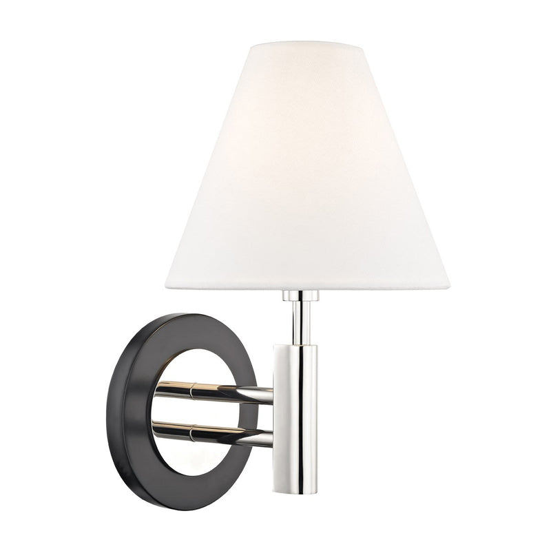 Mitzi Robbie Polished Nickel Wall Sconce