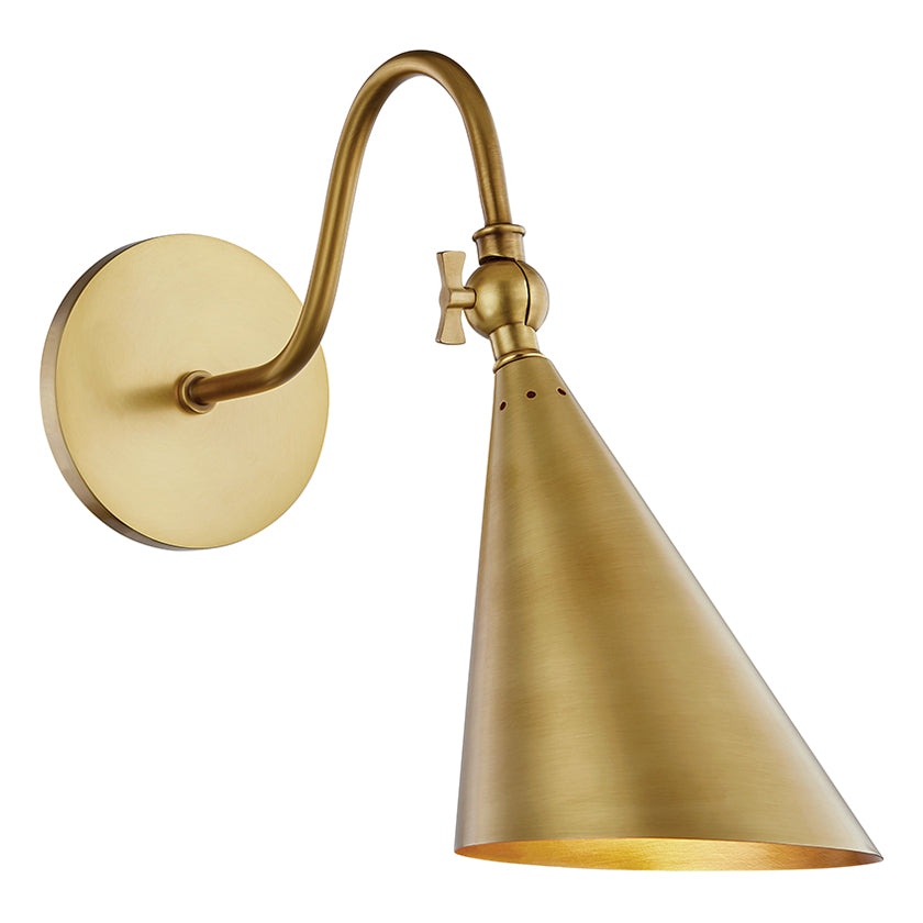 Mitzi Lupe Wall Sconce