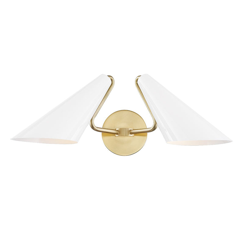Mitzi Talia 2-Light Wall Sconce