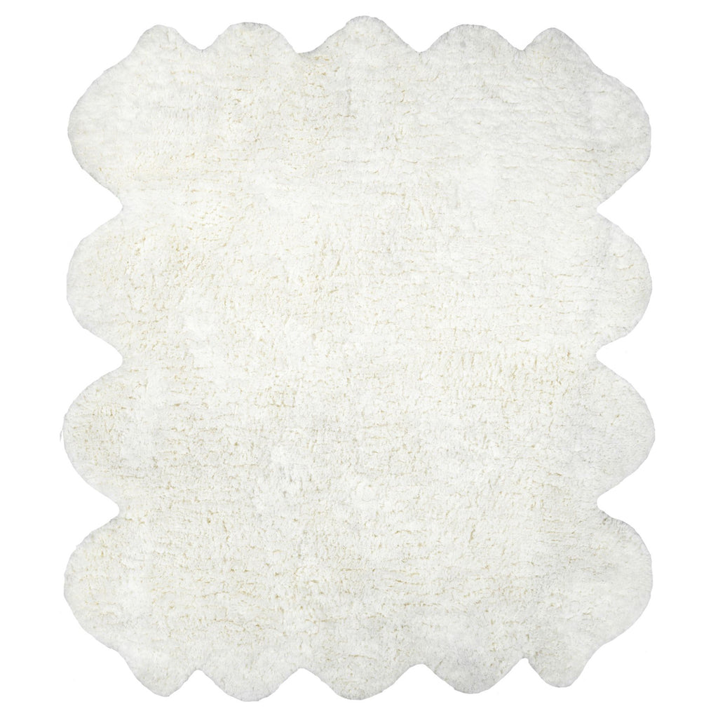 Range Large Faux Sheepskin Shag Rug