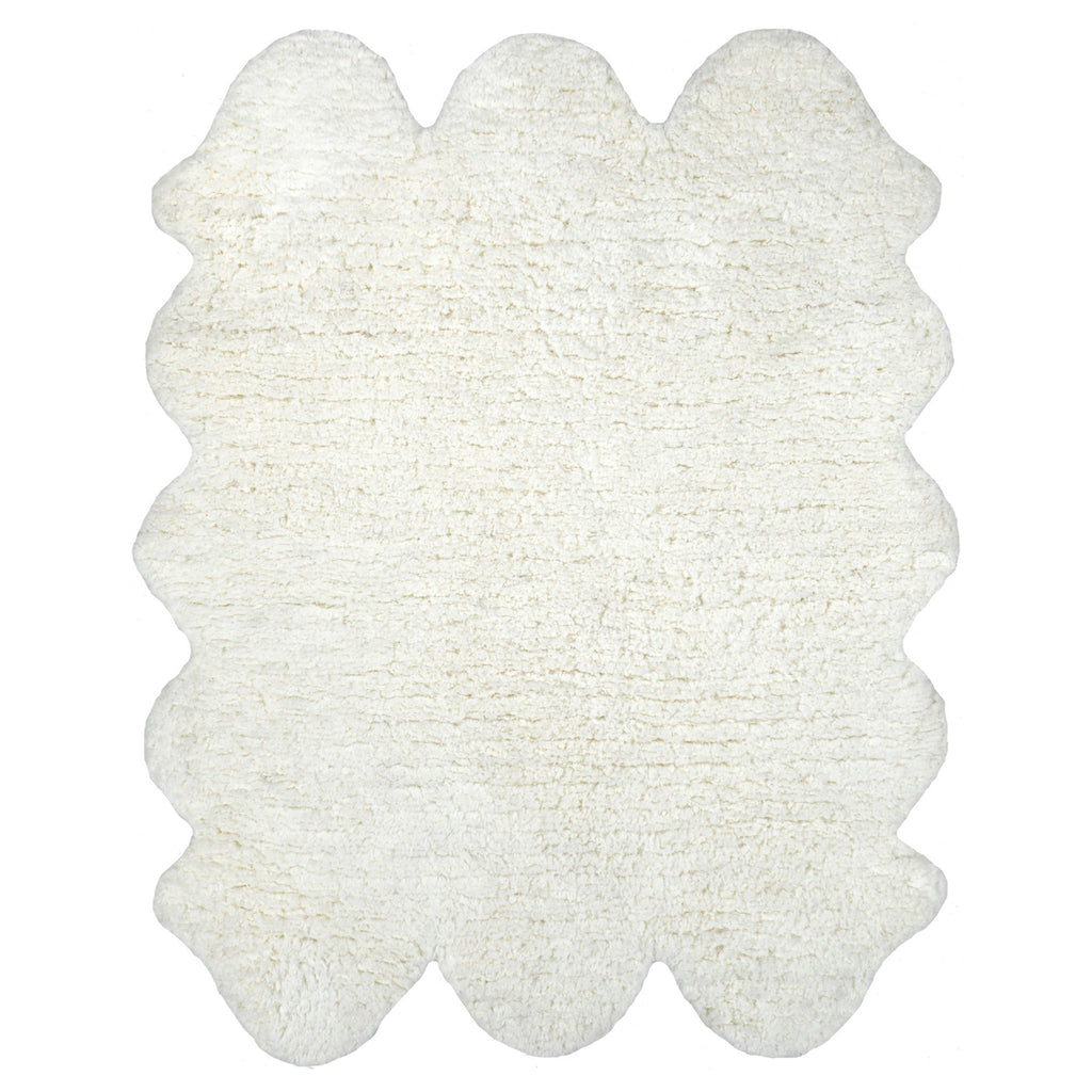 Range Medium Faux Sheepskin Shag Rug