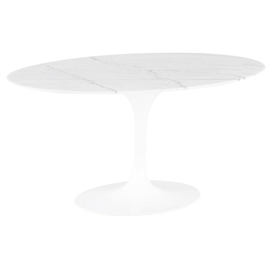 Echo Marble Dining Table