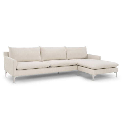 Anders Sectional Sofa with Chaise
