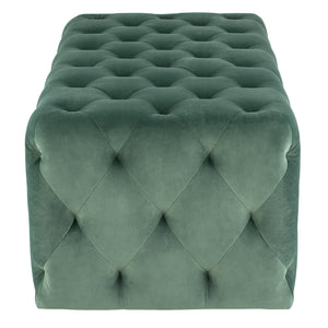 Tufty Rectangle Ottoman