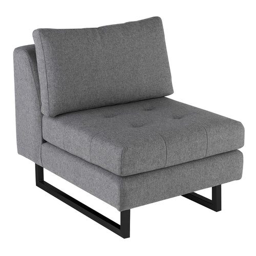 "Janis 25"" Sectional Chair"