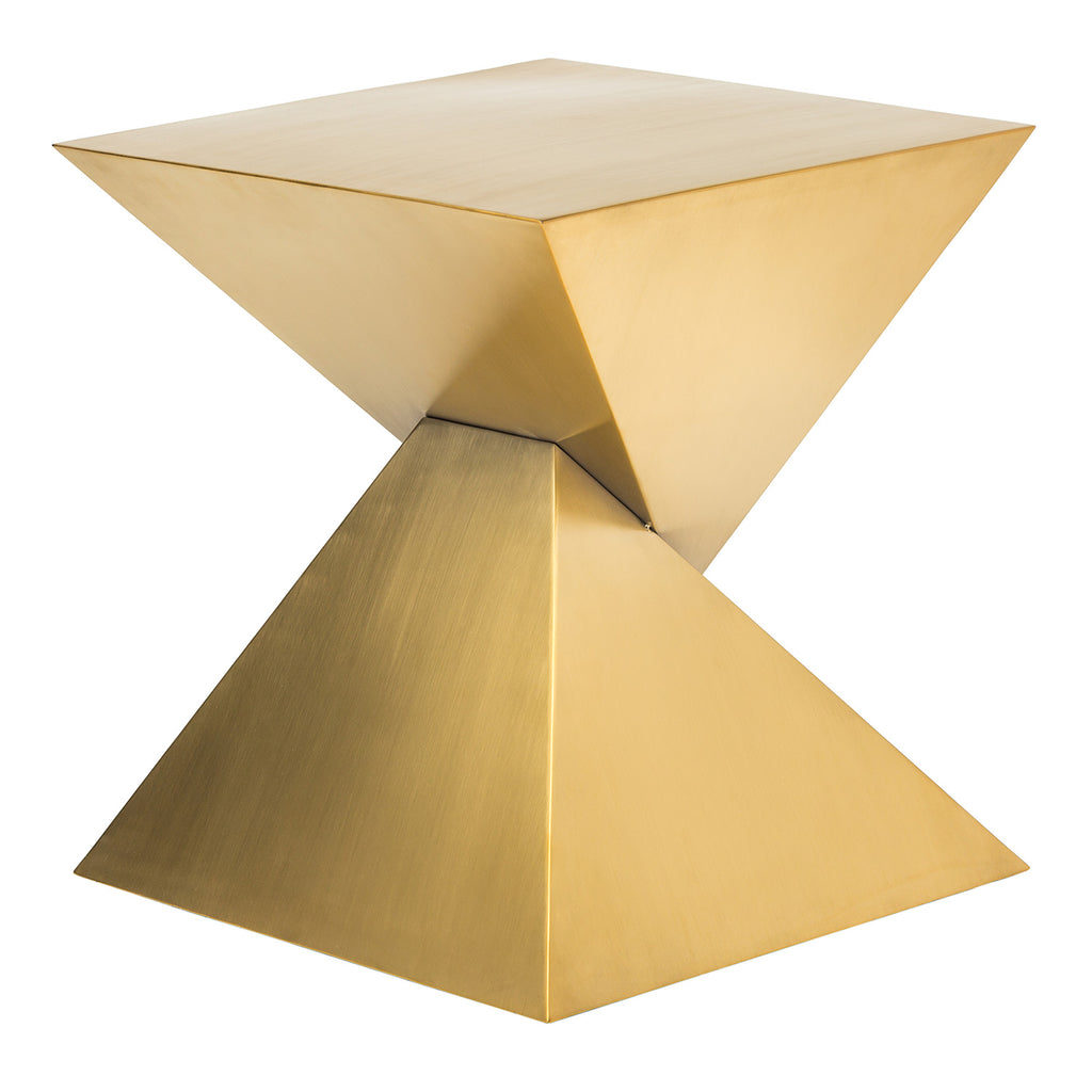 Giza Steel Side Table