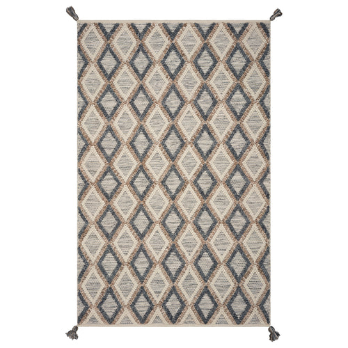 Hang Ten Malibu Newport Beach Handwoven Rug