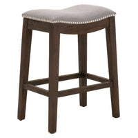 Harper Rustic Java Counter Stool
