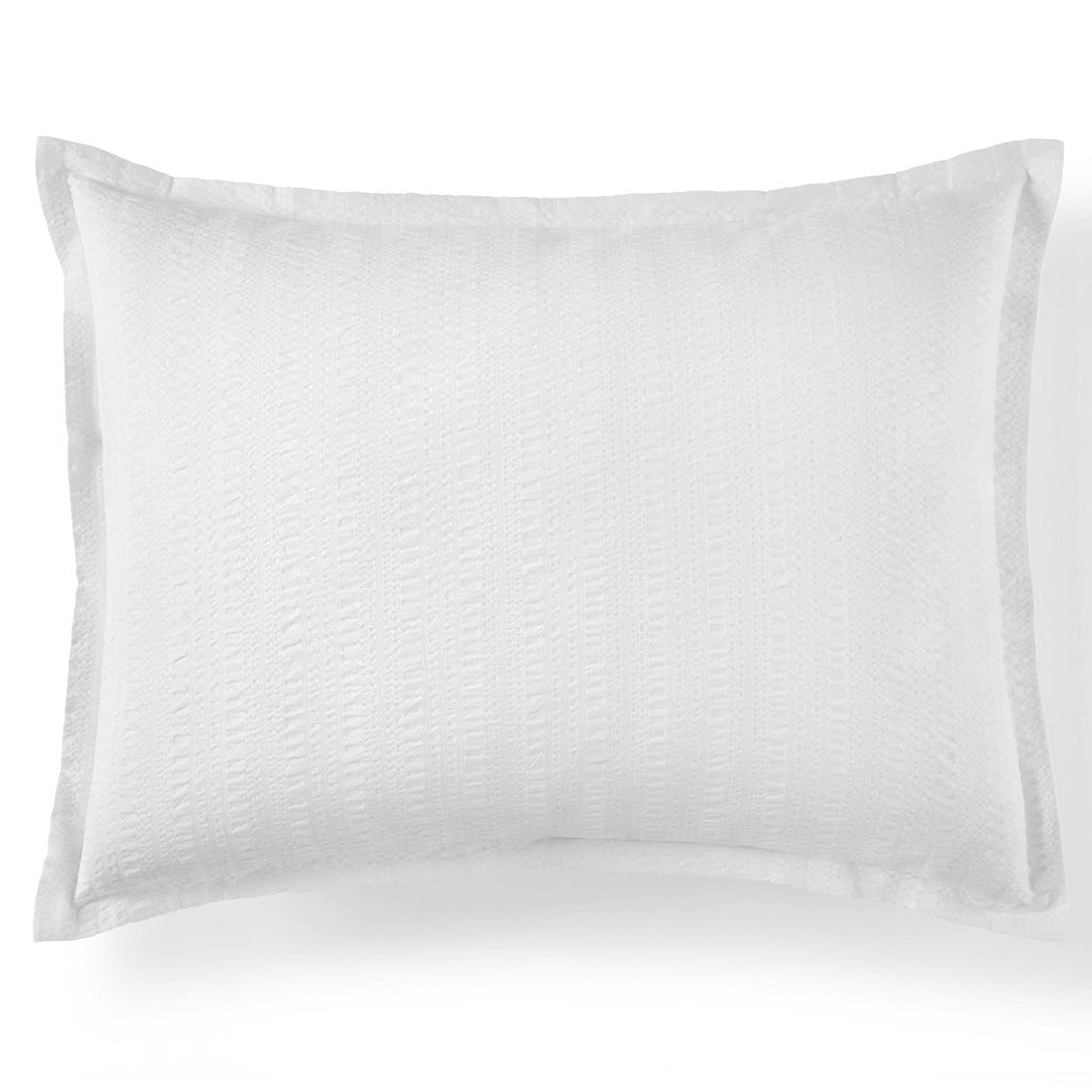 Peacock Alley Harper Seersucker Pillow Sham