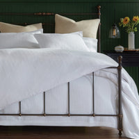 Peacock Alley Harper Seersucker Duvet Cover
