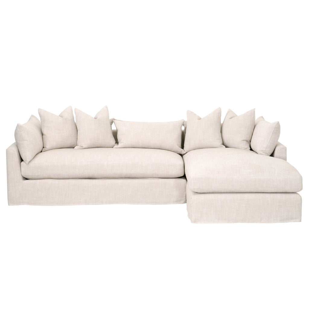 Haven RF Lounge Slipcover Sofa