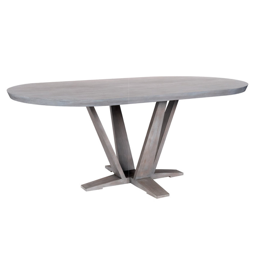 Redford House Herman Oval Dining Table