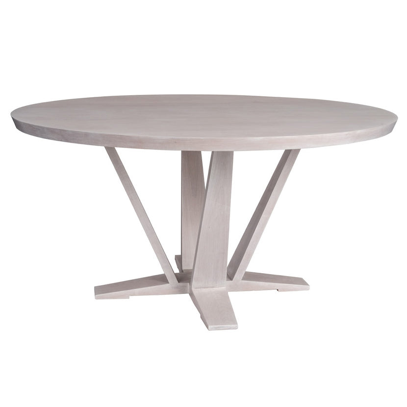 Redford House Herman Round Dining Table