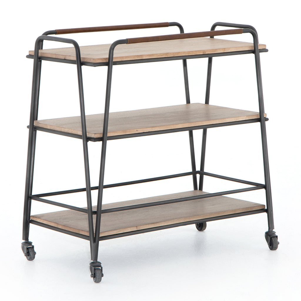 Four Hands Garland Bar Cart - Final Sale