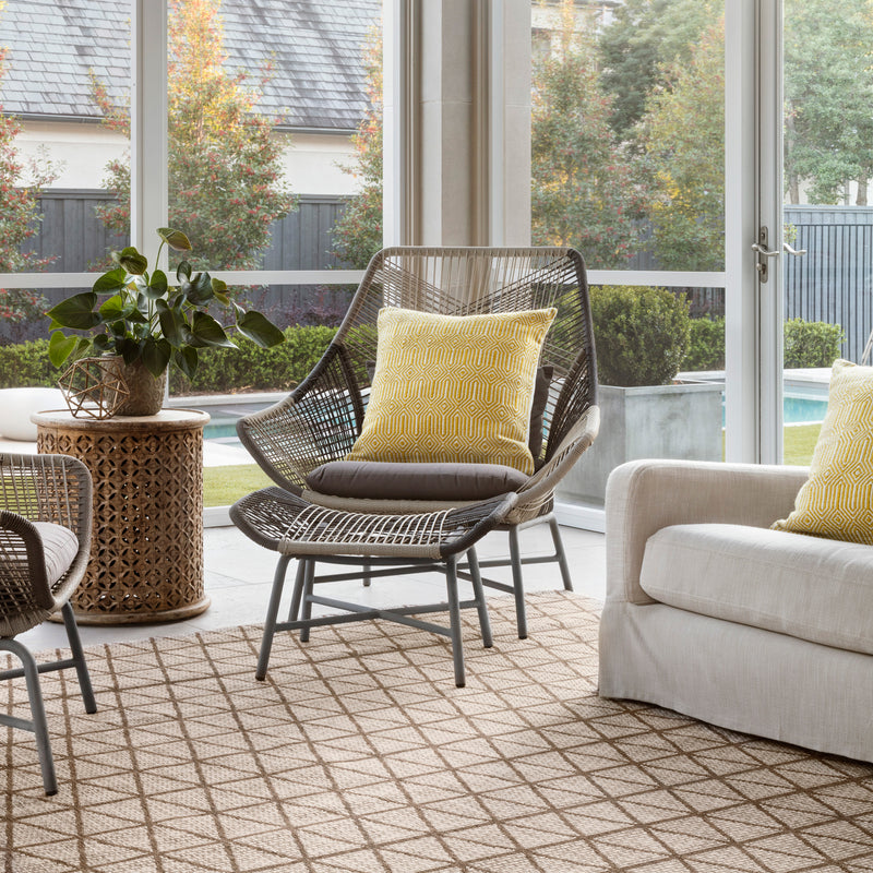 Loloi Isle Mocha Indoor/Outdoor Rug