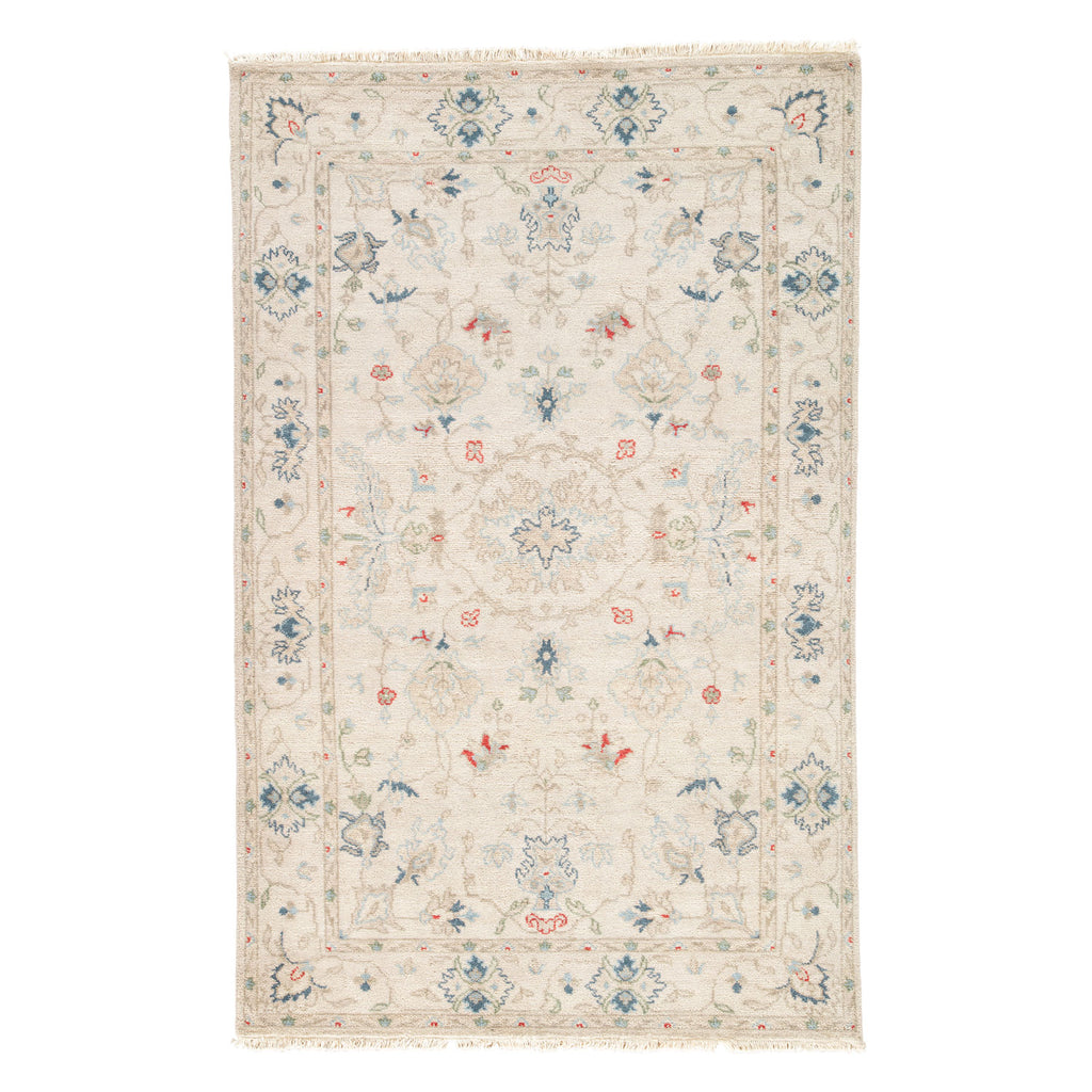 Jaipur Revival Hacci Hand Knotted Rug