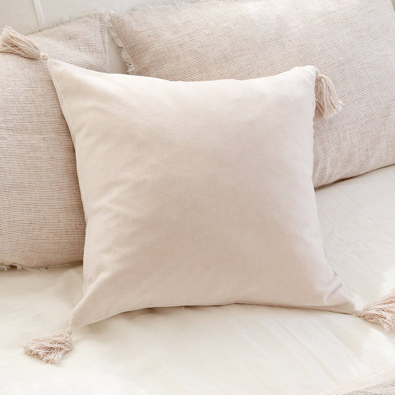 Pom Pom at Home Bianca Throw Pillow