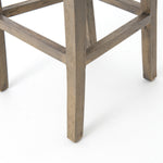 Four Hands Banana Leaf Counter Stool