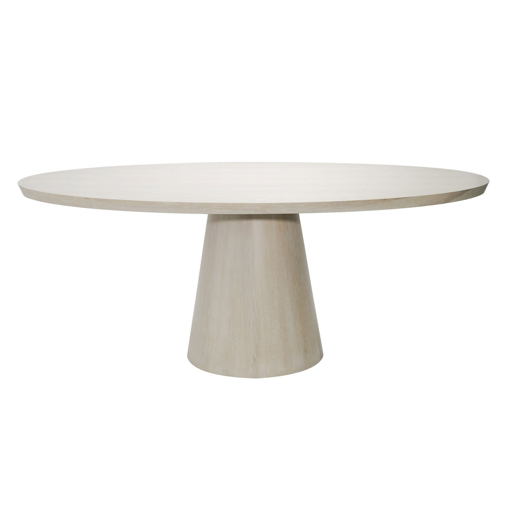 Worlds Away Jefferson Dining Table