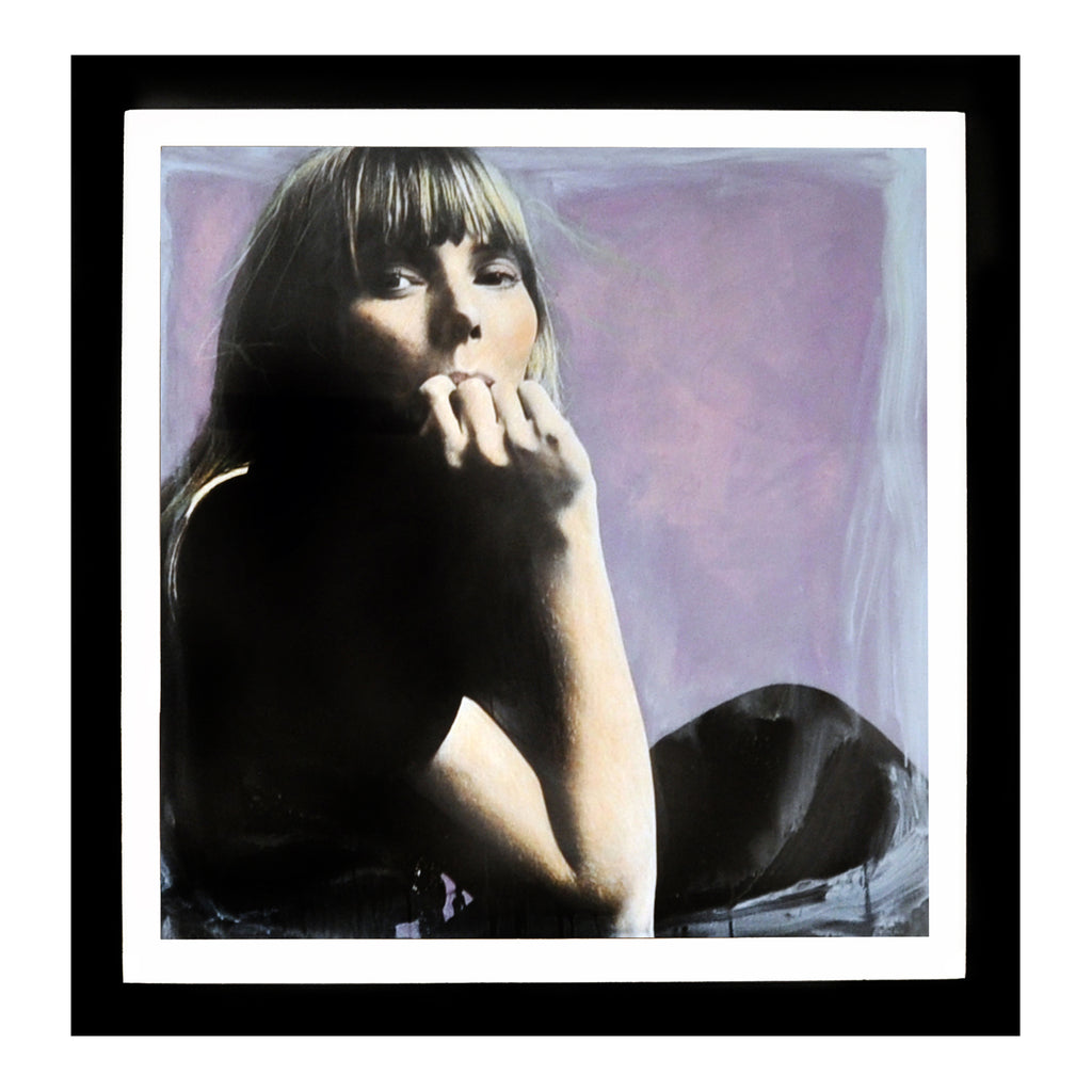Worlds Away Joni Mitchell Framed Art