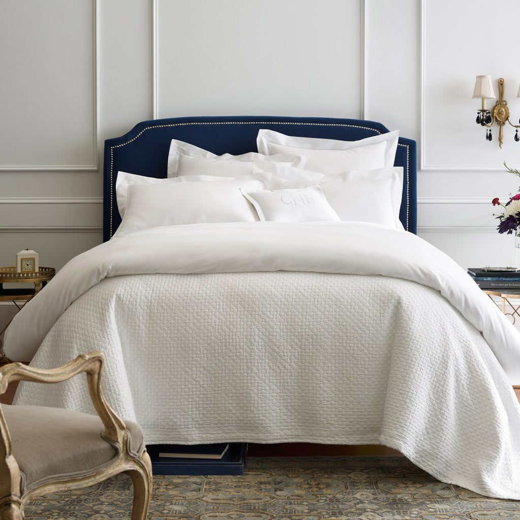 Peacock Alley Juliet Matelasse Coverlet